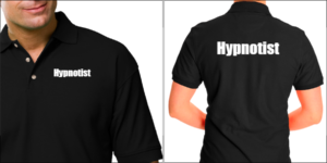 hypnotist shirt