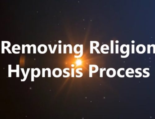Remove Your Religion With Hypnosis