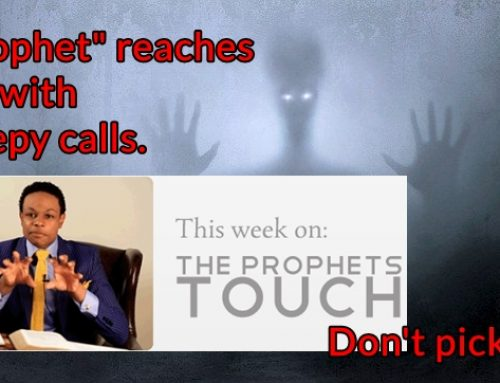 The Self-Proclaimed Prophets Creepy Phone Calls